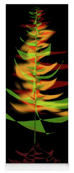 The Burning Bush Yoga Mat