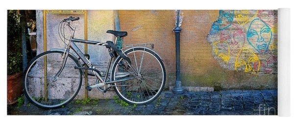 The Carnielli Bicycle Yoga Mat