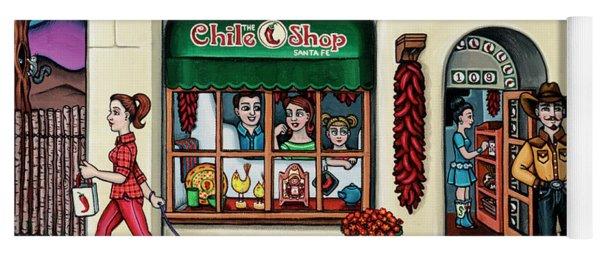 The Chile Shop Santa Fe Yoga Mat