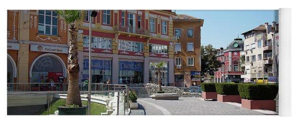 The City Of Seven Hills Yoga Mat