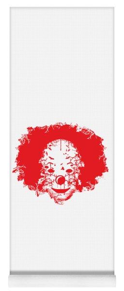 The Clown Yoga Mat