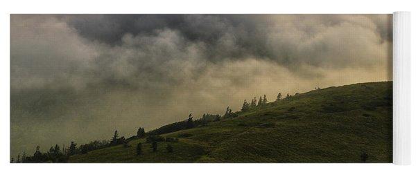Summer Storm - Roan Mountain Yoga Mat