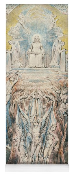 The Day Of Judgment Yoga Mat