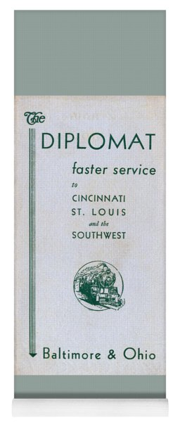 The Diplomat Yoga Mat