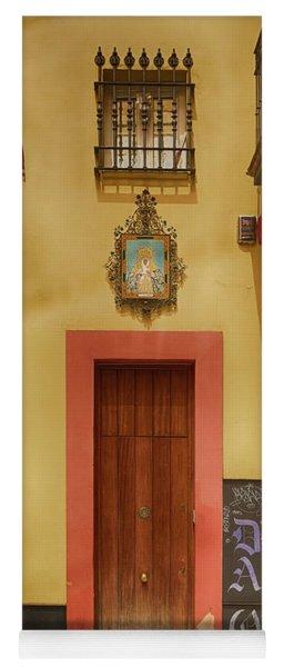 The Door Yoga Mat
