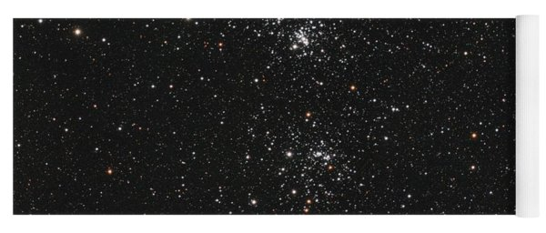 The Double Cluster Yoga Mat