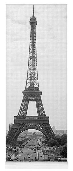 The Eiffel Tower Yoga Mat