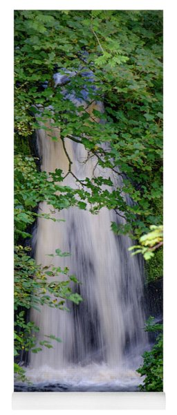 The Falls At Patie's Mill Yoga Mat