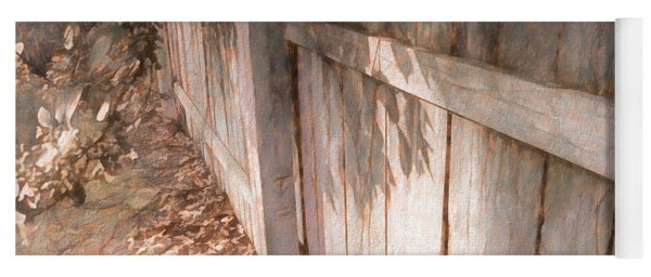 The Fence Yoga Mat