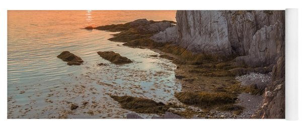 Nova Scotian Sunset Yoga Mat