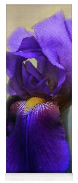The First Iris Yoga Mat