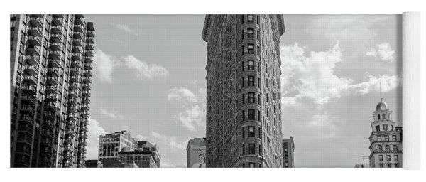The Flatiron Building New York Yoga Mat