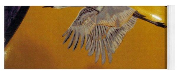 The Flying Crane Yoga Mat