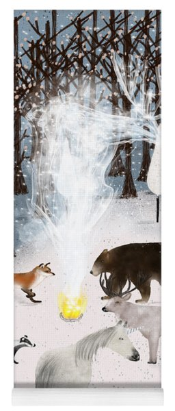 The Forest Guardians Yoga Mat