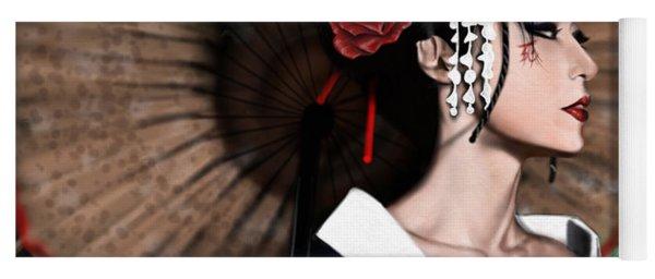 The Geisha Yoga Mat