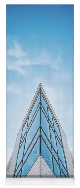 The Glass Tower On Downer Avenue Yoga Mat