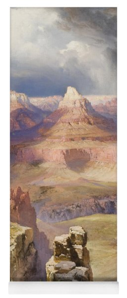 The Grand Canyon Yoga Mat