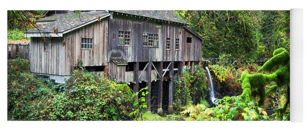 The Grist Mill, Amboy Washington Yoga Mat