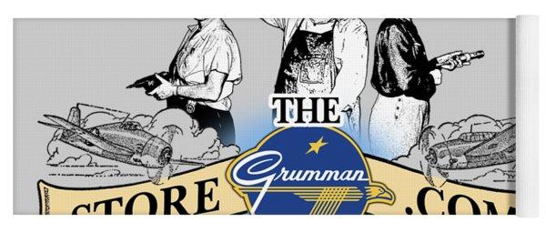 The Grumman Store Yoga Mat