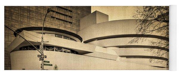The Guggenheim Yoga Mat
