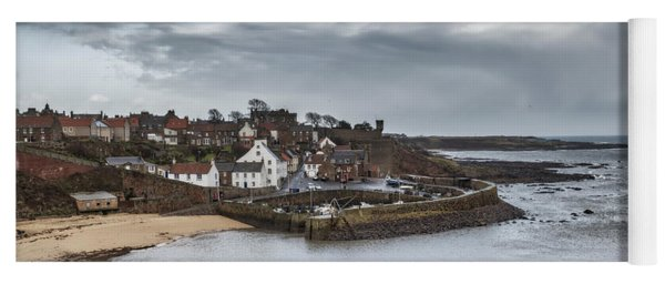 The Harbour Of Crail Yoga Mat