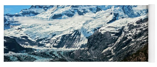 The John Hopkins Glacier Yoga Mat