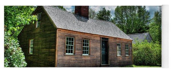 The John Wells House In Wells Maine Yoga Mat
