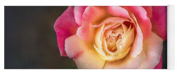 The Last Rose Of Summer, Painting Yoga Mat