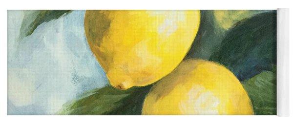 The Lemon Tree Yoga Mat