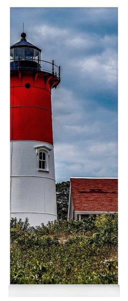 The Lighthouse Yoga Mat