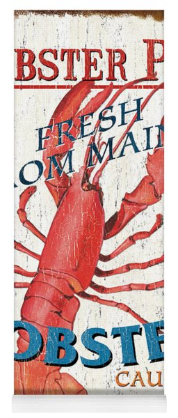 The Lobster Pot Yoga Mat