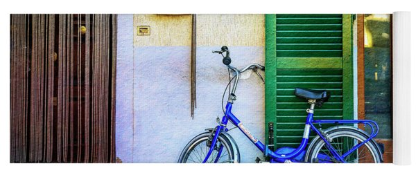 The Lory Bicycle Yoga Mat