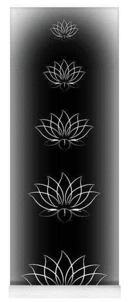 The Lotus Emanation Yoga Yoga Mat