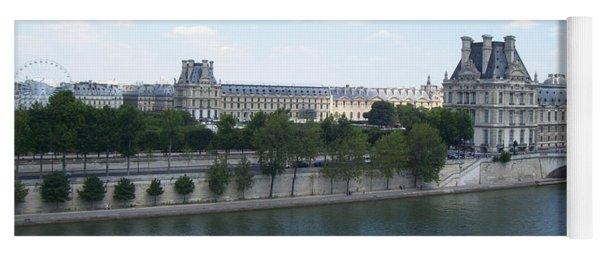 The Louvre Yoga Mat