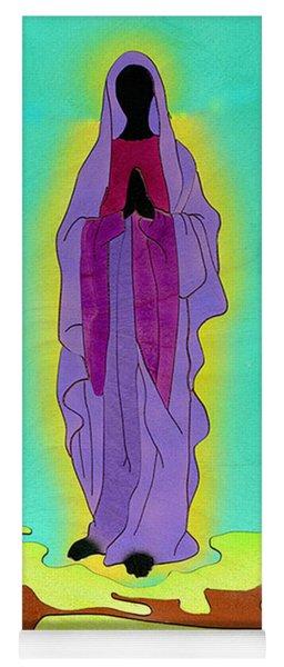 The Madonna Yoga Mat