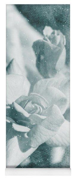 The Magic Of Roses Yoga Mat