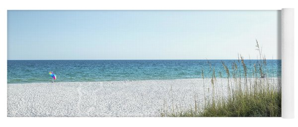 The Magnificent Destin, Florida Gulf Coast  Yoga Mat