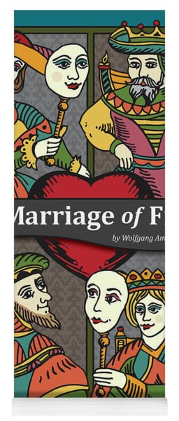 The Marriage Of Figaro Yoga Mat