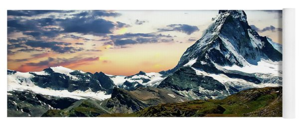 The Matterhorn Yoga Mat