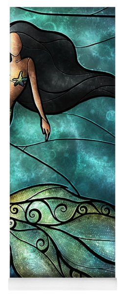 The Mermaid Yoga Mat
