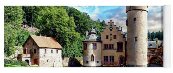 The Mespelbrunn Castle Yoga Mat