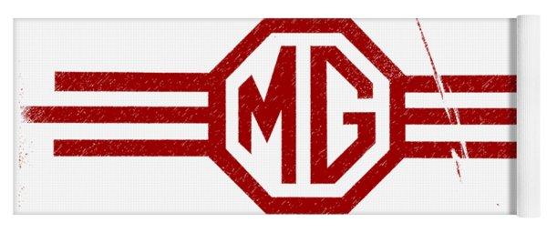 The Mg Sign Yoga Mat