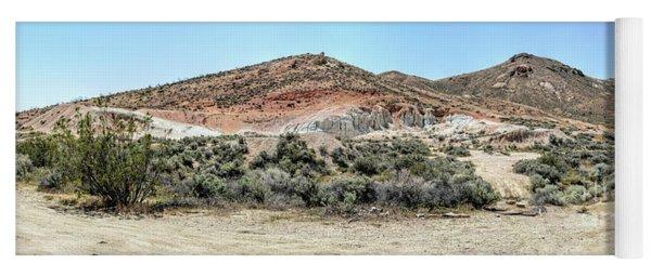 The Mining Area Yoga Mat