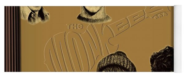 The Monkees  Yoga Mat