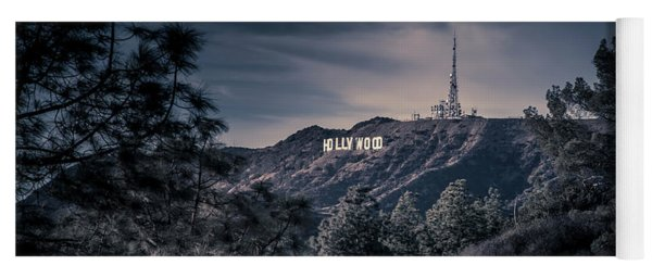 The Mount Hollywood Icon Yoga Mat
