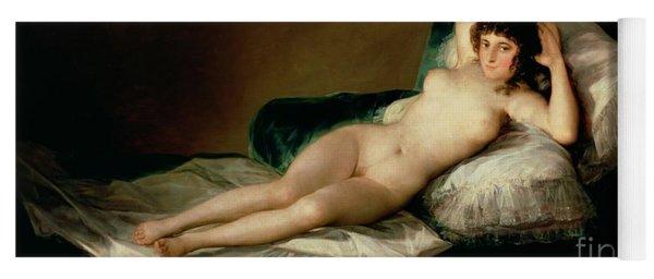 The Naked Maja Yoga Mat