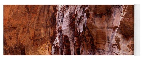The Narrows Zion National Park Utah  Yoga Mat
