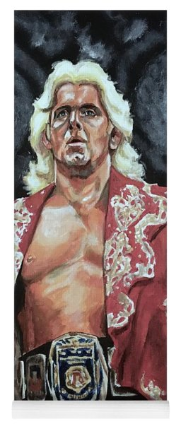 The Nature Boy Ric Flair Yoga Mat