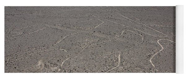 The Nazca Lines, Peru Yoga Mat