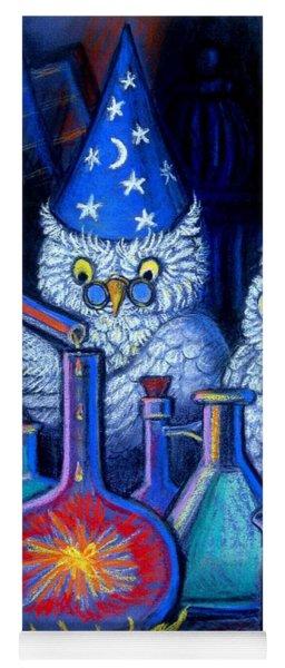 The Owl Chemists Yoga Mat